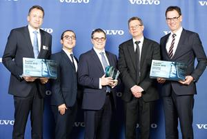 Volvo Group Supplier Award
