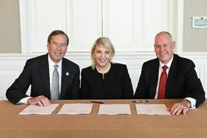 Signing of Acquisition Agreement