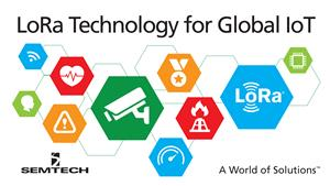 Semtech LoRa Technology Enables Top Solutions in Second-Annual Global IoT Challenge