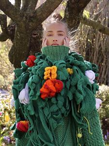 1. Nataliia Pugach, Knitwear
