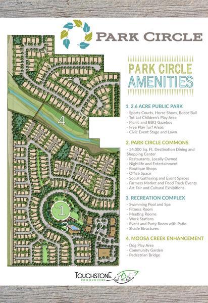 Park Circle Amenities