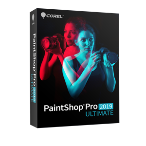 Meet New PaintShop Pro 2019