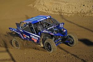 Yamaha ATV and Side-by-Side bLU cRU Racers Starting Strong