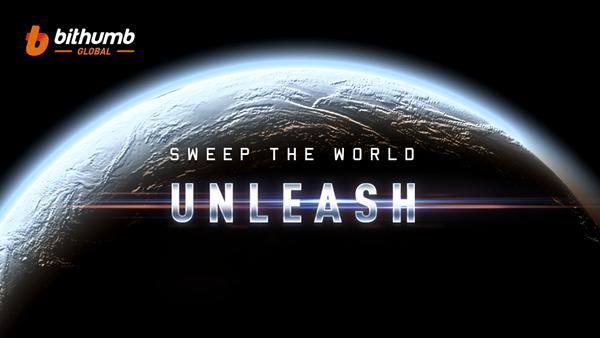 Bithumb Global Sweep The World Unleash