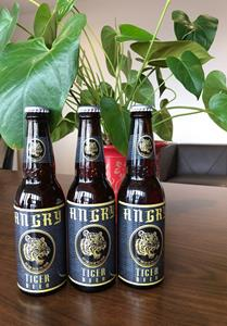 Angry Tiger Beer