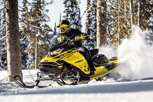 ski doo keeps the innovation coming with two new 2018 models and a next generation rotax 600r e. Black Bedroom Furniture Sets. Home Design Ideas