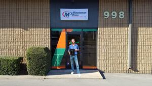 Minuteman Press Nashville Printing Franchise - John Taylor