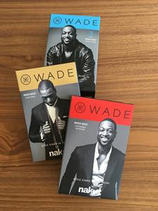 Wade X Naked Packaging