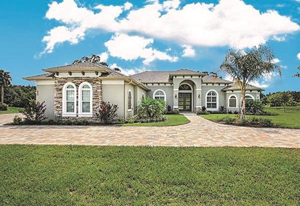 Kevco Builder's Barcelona III named Best in Class in 2019 Parade of Homes