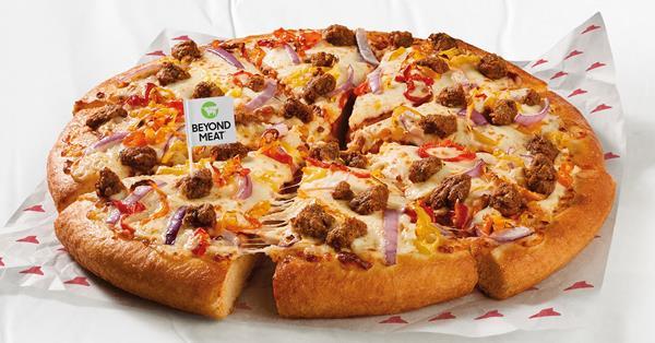 Beyond Meat x Pizza Hut_HERO