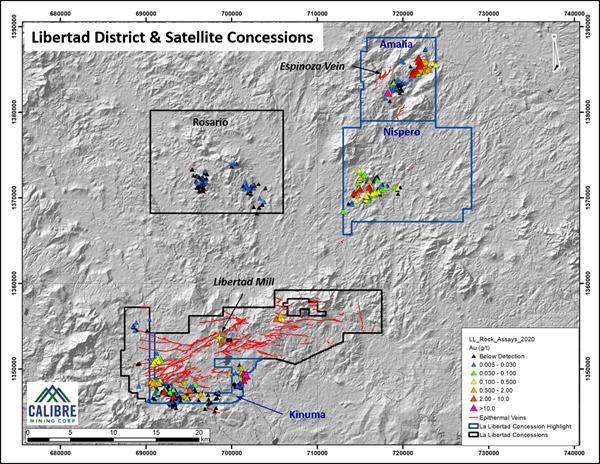 2. Libertad District  Satellite Concessions