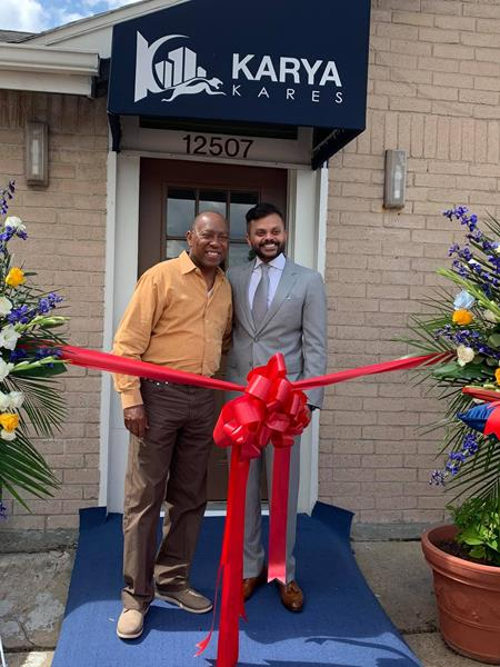 Mayor of Houston Sylvester Turner inaugurated the clinic on May 15th, 2021.
