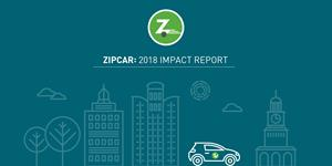 First Ever Zipcar Impact Report Shows Car Sharing S Significant