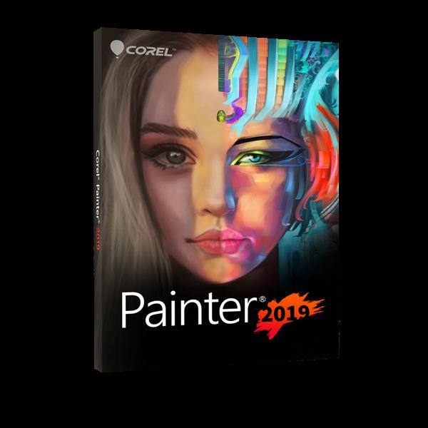 Painter 2019 - Box