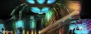 Atlantis Sanya Rendering #2