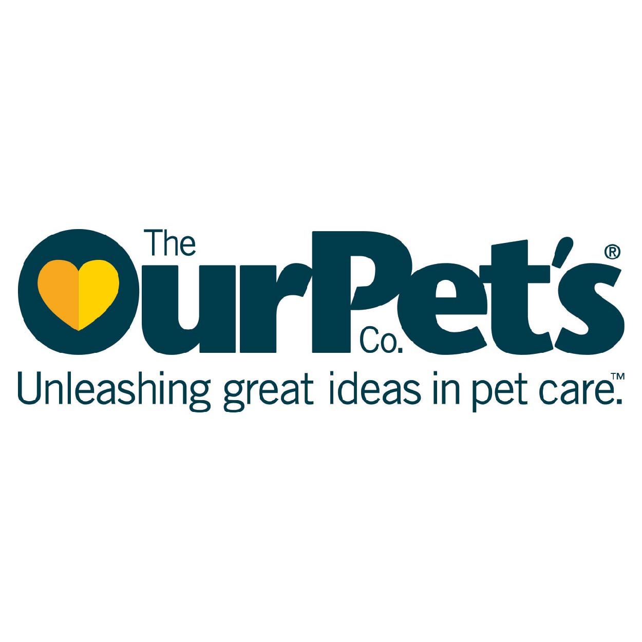 OurPet's Company Corporate Logo