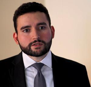Pilatus Bank Chief Operating Officer Luis Felipe Rivera