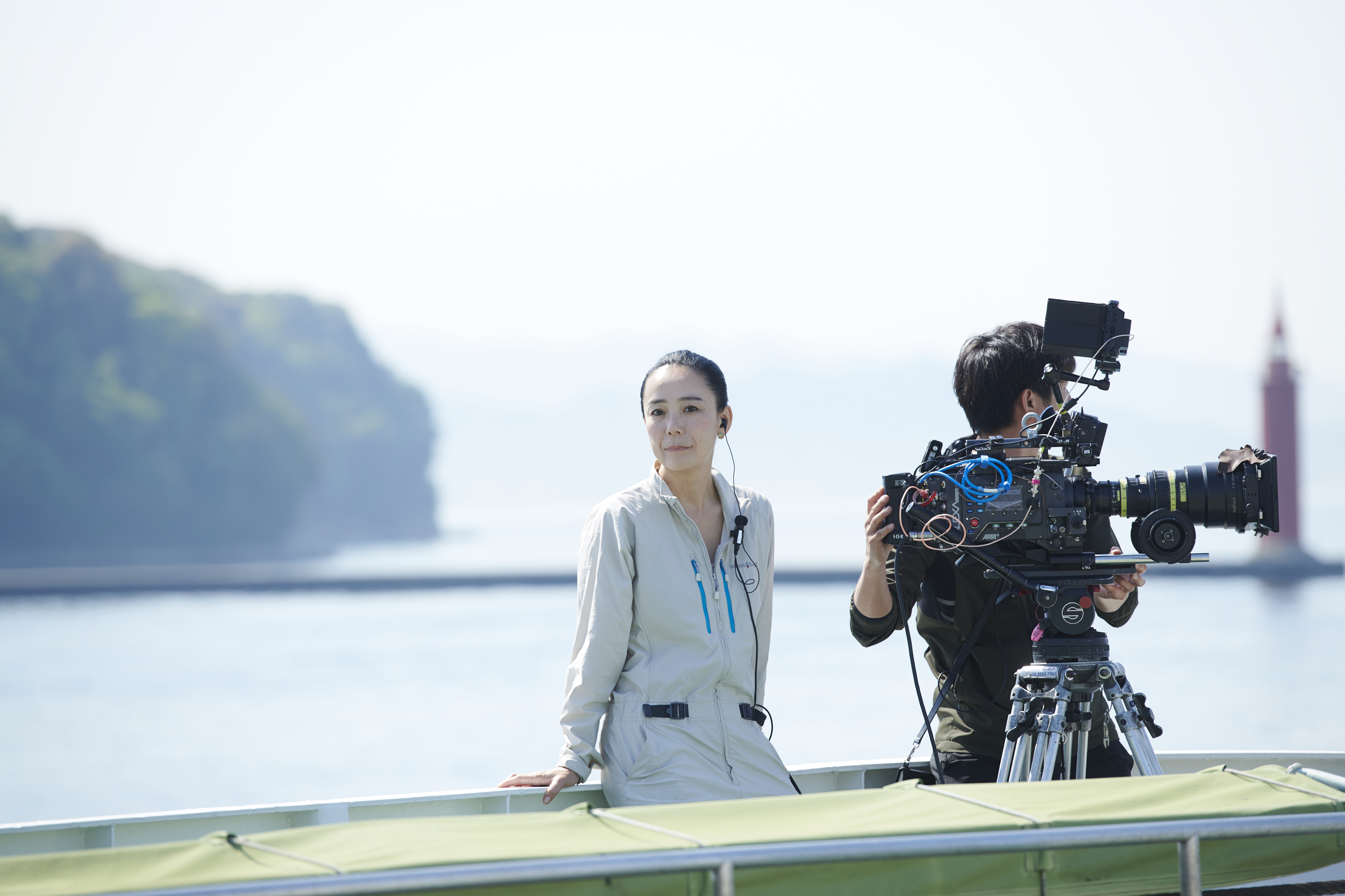 Award-Winning Director, Naomi Kawase