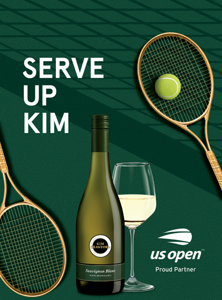 Kim Crawford + Tennis: The Perfect Match