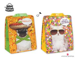 Make gifts spiffy in a jiffy with zippy cutes gift bags from make gifts spiffy in a jiffy with zippy cutes gift bags from american greetings m4hsunfo
