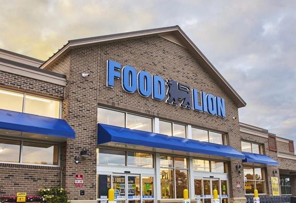 Food Lion Storefront