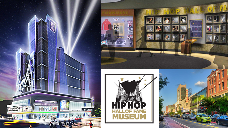 Hip Hop Hall of Fame Museum & Hotel Coming to Harlem