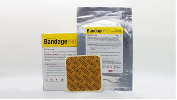 HemCon Bandage Pro – Continuous manufacturing advances enable this battle tested product to aid hemostasis in the alternate site healthcare market.