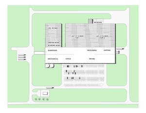 Maricann Group Inc. Langton Ontario Site Plan