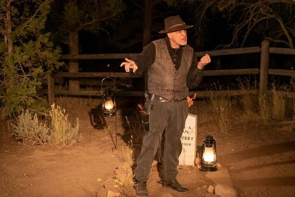 Ghost Walk in Glenwood Springs: Kid Curry