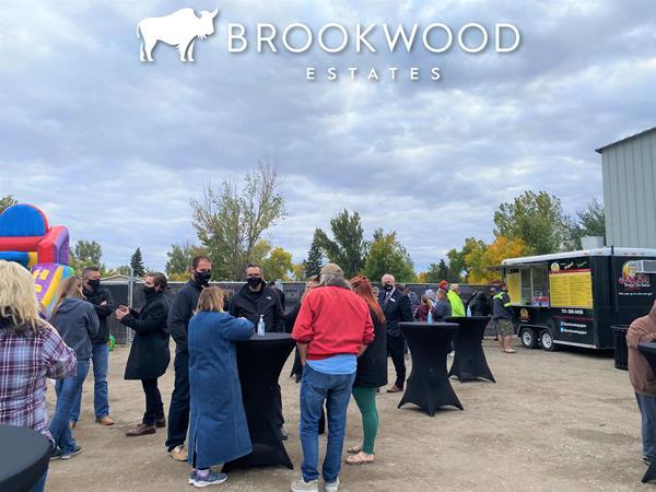 Brookwood Estates Ribbon Cutting Ceremony