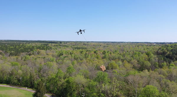 UPS Delivery By Drone