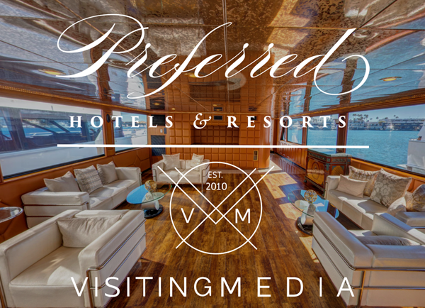 Visiting Media's TrueTour™ Technology Selected as Exclusive Immersive Content Platform for Preferred Hotels & Resorts' Americas Portfolio