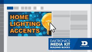 DAKTRONICS MEDIA KIT BUILDING BLOCKS