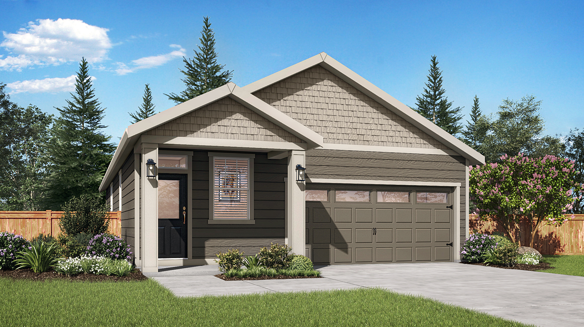 The Aspen by LGI Homes is Available Now at Bay Vista