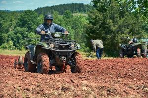 Yamaha Debuts 2020 Proven Off-Road ATV Lineup