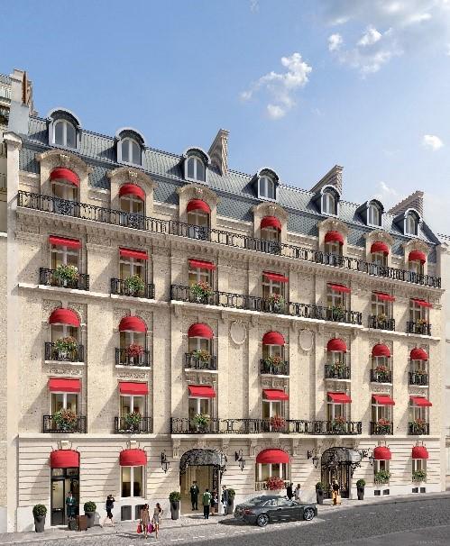 Ascott La Clef Champs-Elysées Paris