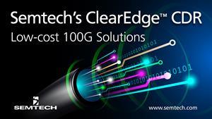 Semtech ClearEdge for Data Applications