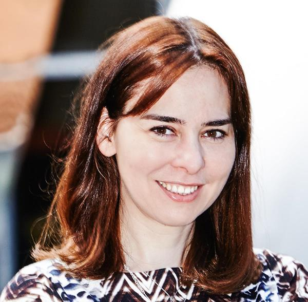 Dina Katabi, recipient of the ACM Prize in Computing