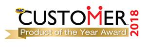 TMC Customer Product of the Year Logo