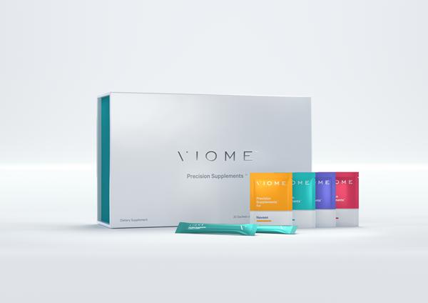 Viome Precision Supplements 1