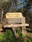 Davenport Mountain OHV Trails