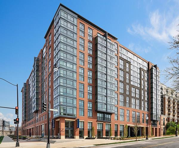 Toll Brothers Apartment Living's newest community, Union Place, located in Washington, DC.