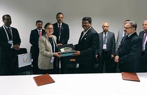 IndianOil and LanzaTech sign a Statement of Intent