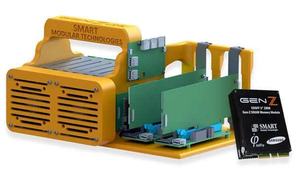 Gen-Z module and micro dev kit