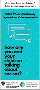 www.globenewswire.com: New parent guide helps Asian families address xenophobia, racism fueled by COVID-19