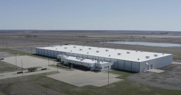 AMEC Facility Aerial View