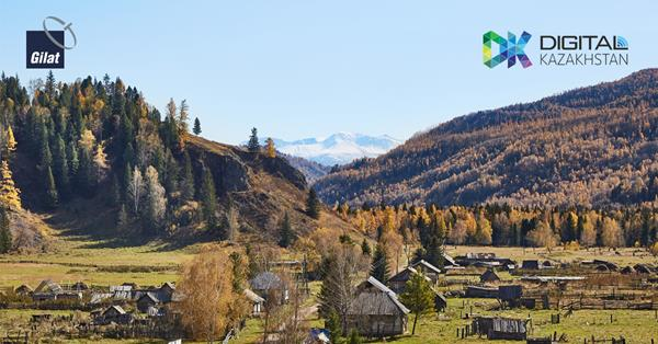 Rural Coverage by Kcell, Largest MNO in Kazakhstan
