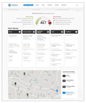 Whitepages Pro Insight Dashboard