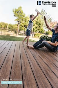 ENVISION DECKING ANNOUNCES DISTRIBUTION AGREEMENT WITH