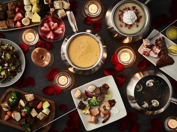 Dip into the perfect date night with Melting Pot's special Thursdate four-course menu